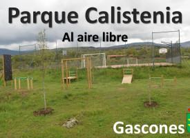 Conoce nuestro parque deportivo 'Calistenia'